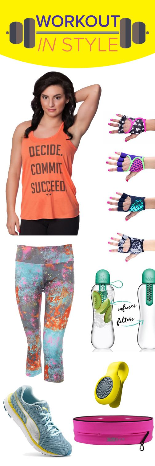 Need inspiration? Grab these cute (and affordable!) workout accessories