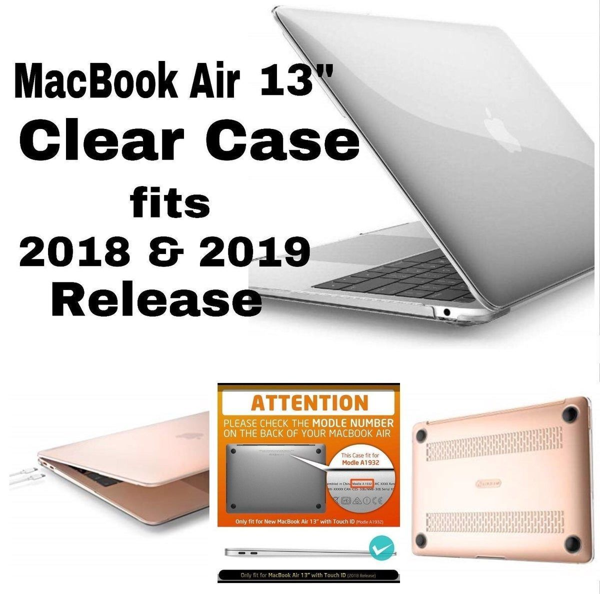 MacBook Air 13 Case 2019 2018 Release on Mercari