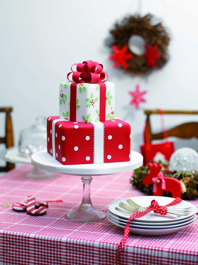 Waitrose Christmas Cake Kit Recipe - CHRISMASTUR