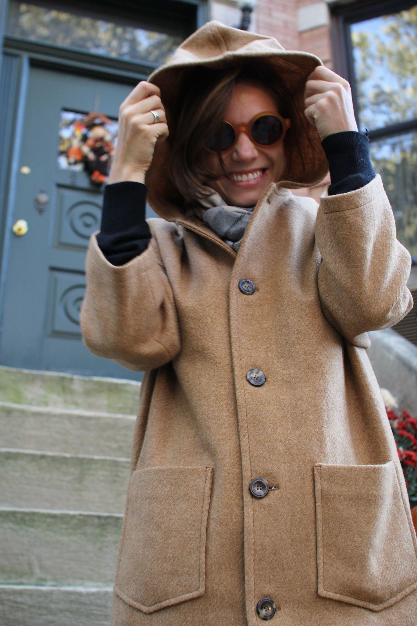 heads up Coat, Jackets, Fashion