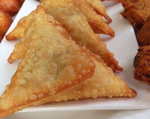 Indian Restaurant Lamb Samosa Recipe