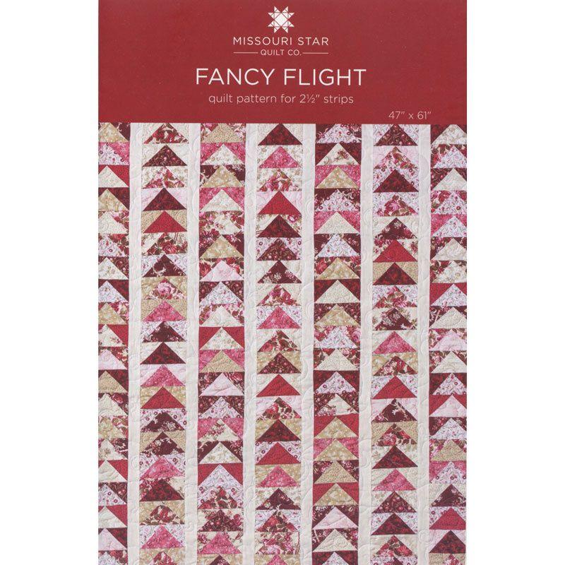Fancy Flight Quilt Pattern By Missouri Star Missouri Star Quilt Flying Geese Quilt Quilt Patterns Missouri Star Quilt