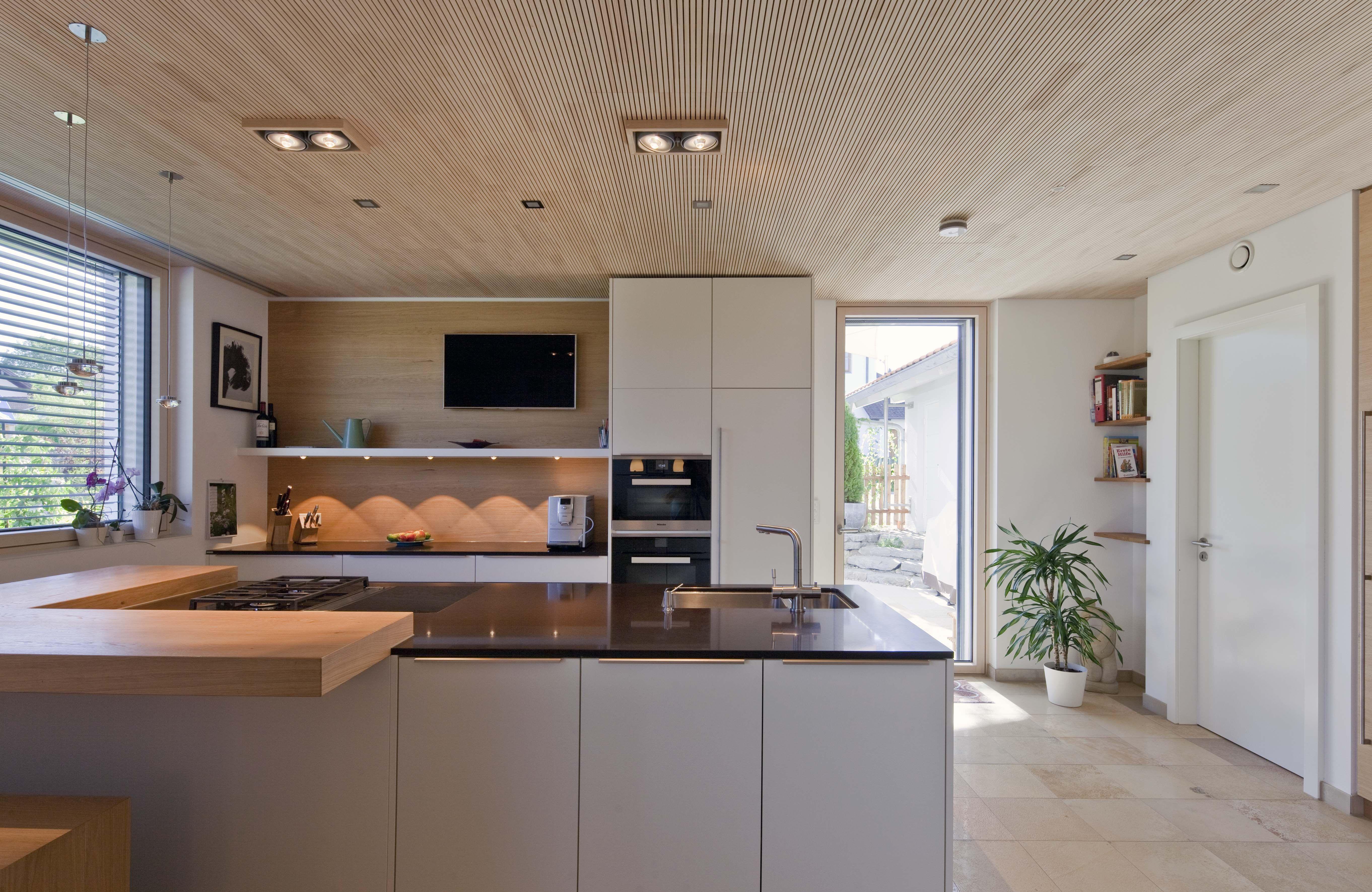 Pin von Lebensraum Holz Moderne Holz auf Einfamilienhaus