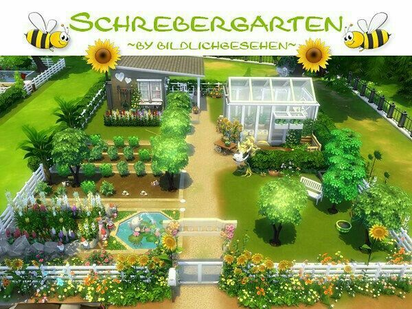 Pin by heather cournoyer on the sims 3 pinterest sims sims garden by bildlichgesehen at akisima via sims 4 updates sisterspd