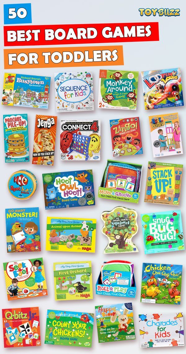 50 Best Board Games for Toddlers images