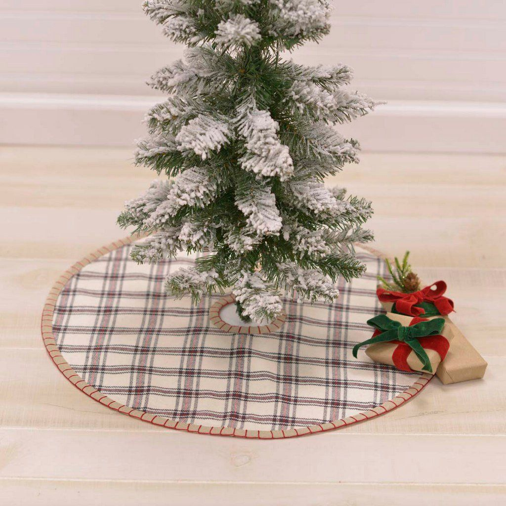 Amory Mini Tree Skirt 21 Mini Christmas Tree Christmas Tree Skirt Farmhouse Tree Skirts