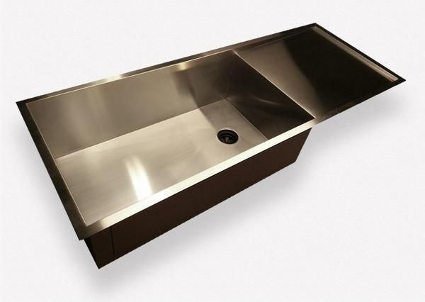 Create Good Offset Drain Kitchen Sinks A Beautiful Focal Point In The And Save