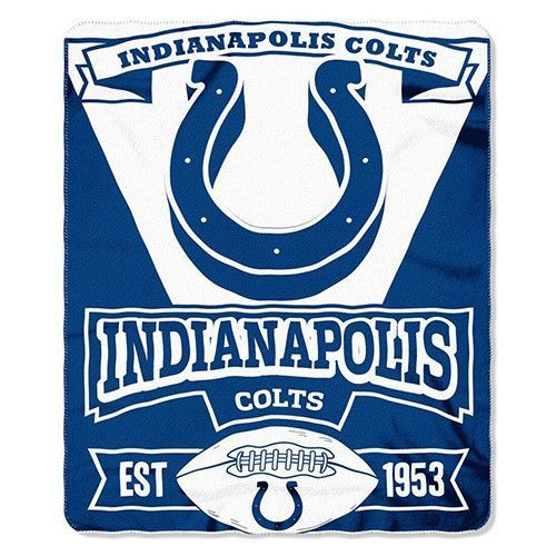 Indianapolis Colts Blanket Fleece Blanket 40 X 40 Delectable Colts Throw Blanket