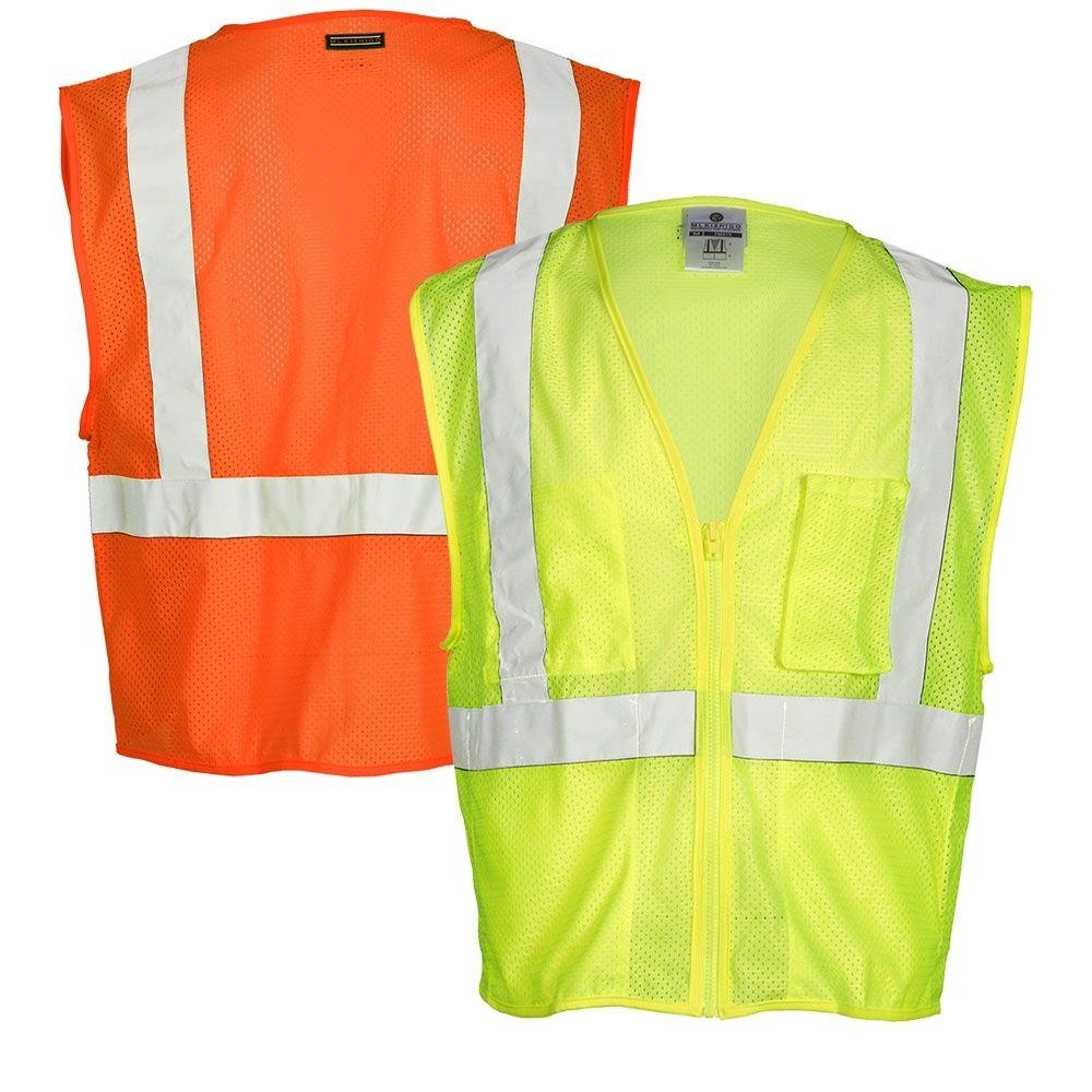 67a68c72cd1424 ML Kishigo FM419/FM420 Treated FR Mesh Safety Vest in 2019 | High ...
