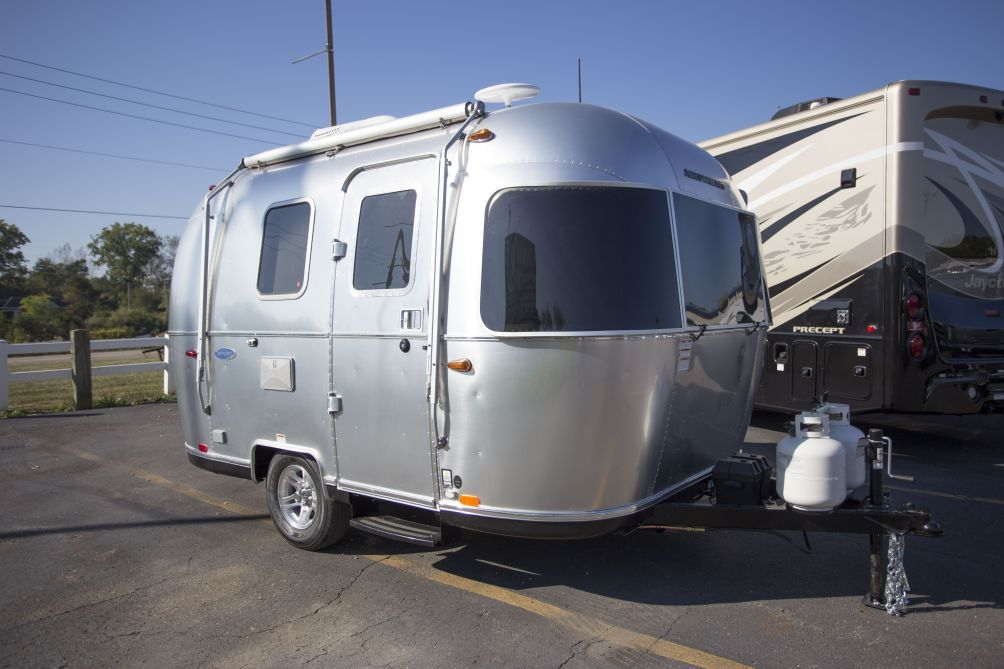 The New 2018 Airstream Sport 16 Travel Trailer you're