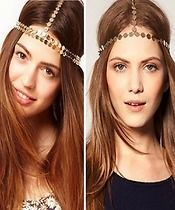 Paillette Style Hair Band $14.00