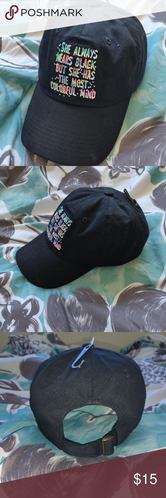 95b4ea320f4bf Colorful hat