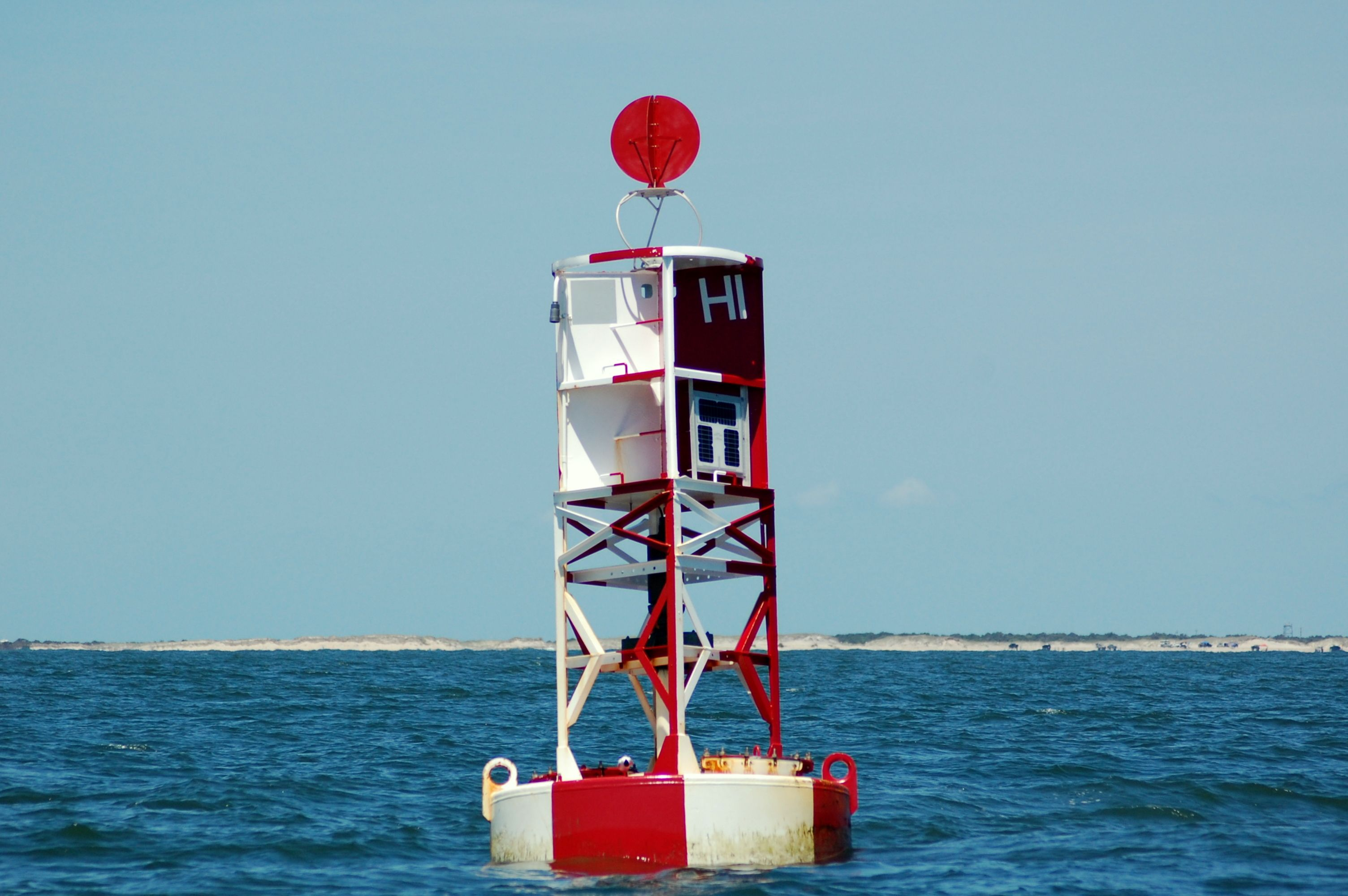 hight resolution of cape hatteras buoy obx