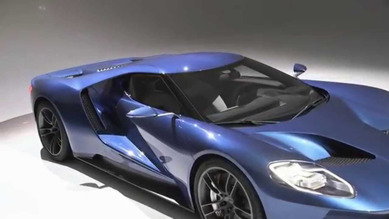 2017 Ford Gt New 600 Horsepower Supercar Ford Gt Super Cars Ford