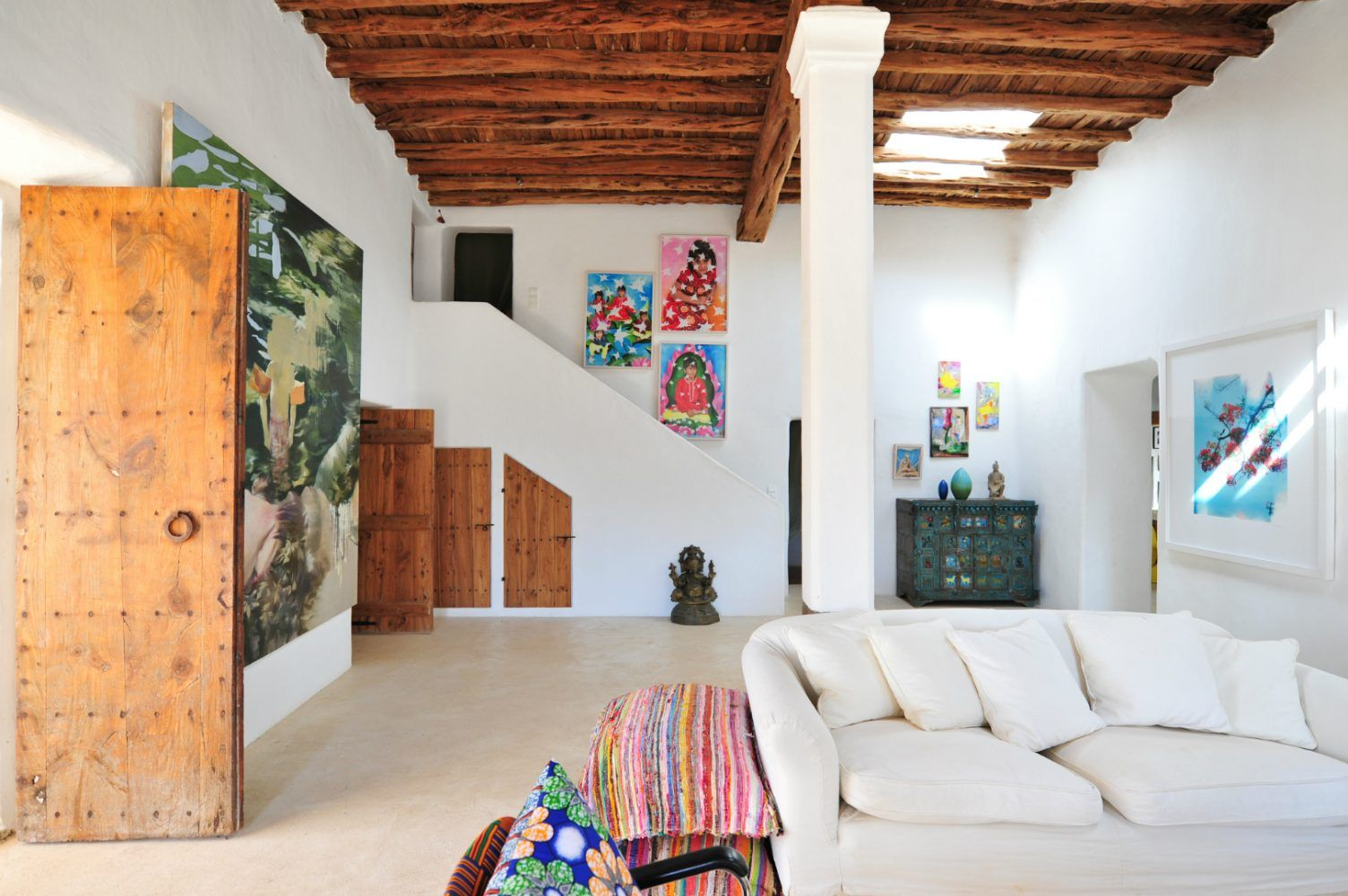 A gorgeous villa in Ibiza, Spain, to sleep 14 people. Private ...