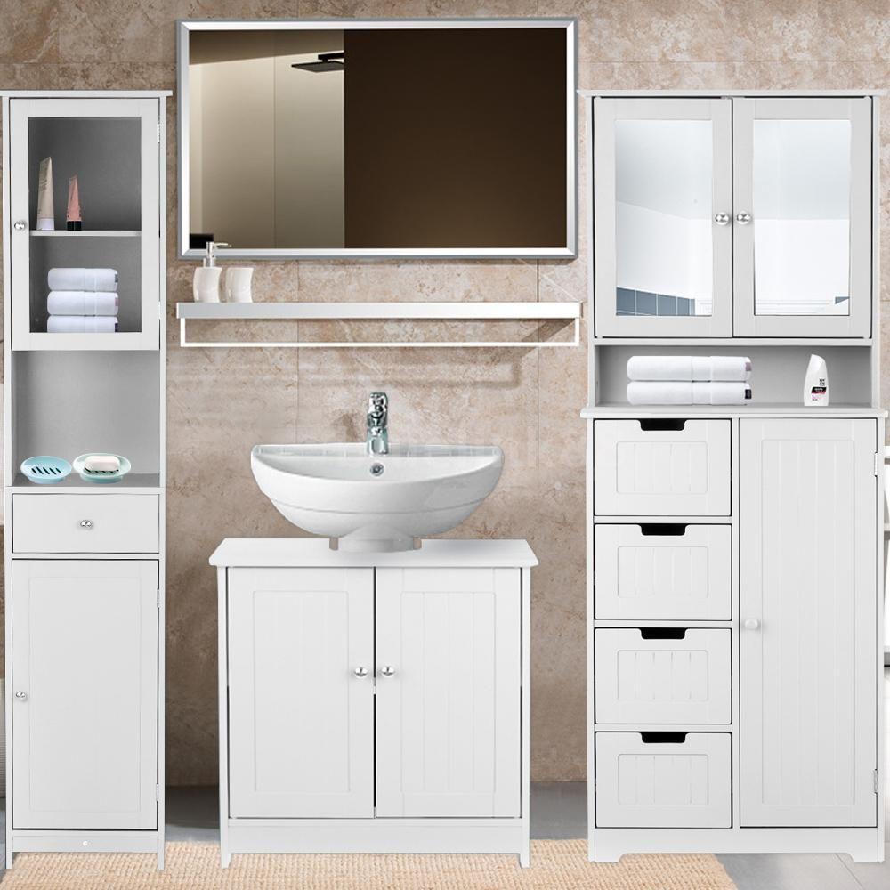 Unter Waschbecken Badezimmer Kabinett Meuble Sous Lavabo