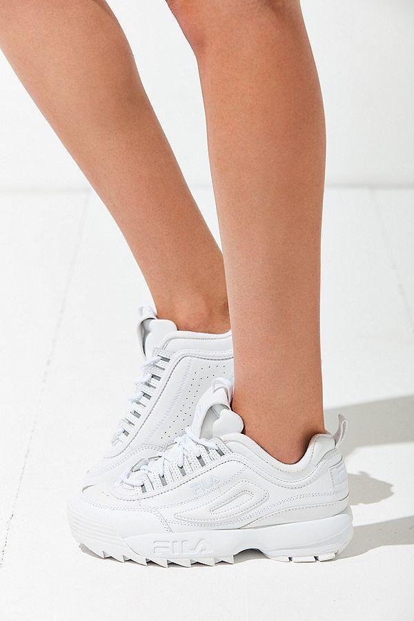 FILA Disruptor 2 Premium Mono Sneaker  74533e0ac