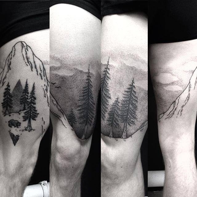 Tattoo tanne