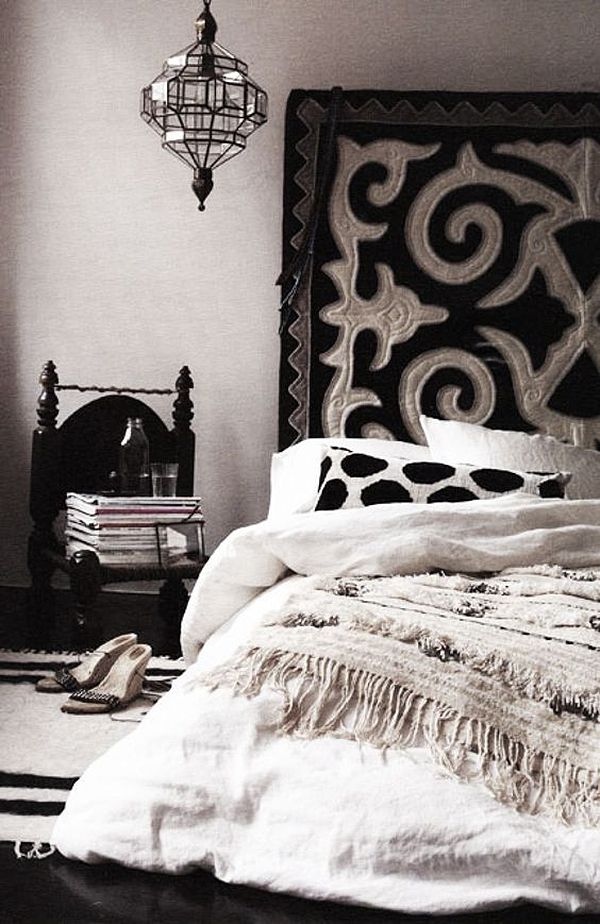 [For the Home] 15 Modern Boho-Chic Interiors