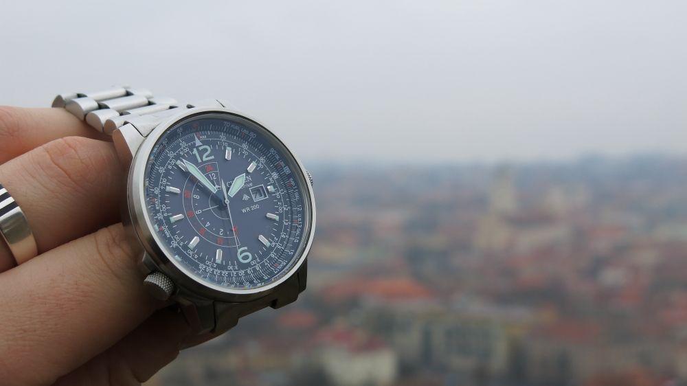 Какие часы носим сегодня, 40-я серия - Страница 99 - Часовой форум Watch.Ru