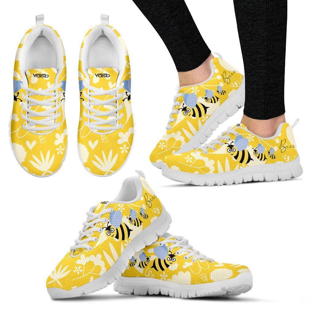 4a460a4b923 Cute Bee - Breathable & Lightweight Women's Running Shoes ...