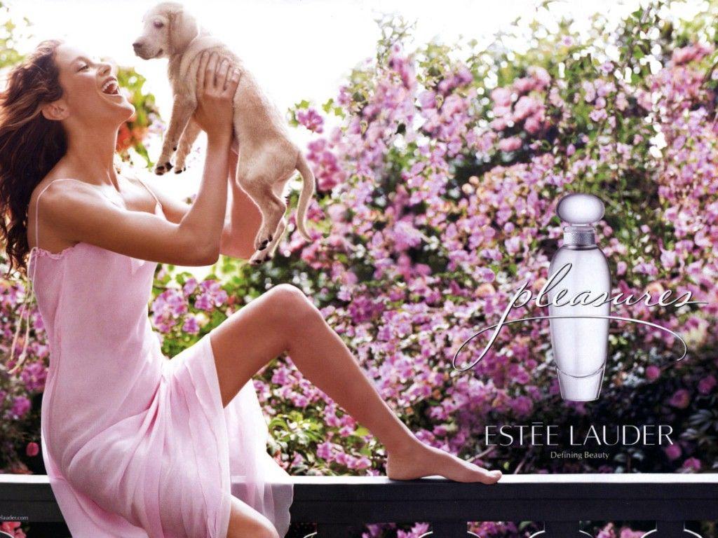 Desktop Wallpaper S Brands Pleasures Edp Perfume For Women By Estee Lauder Bloom 100ml