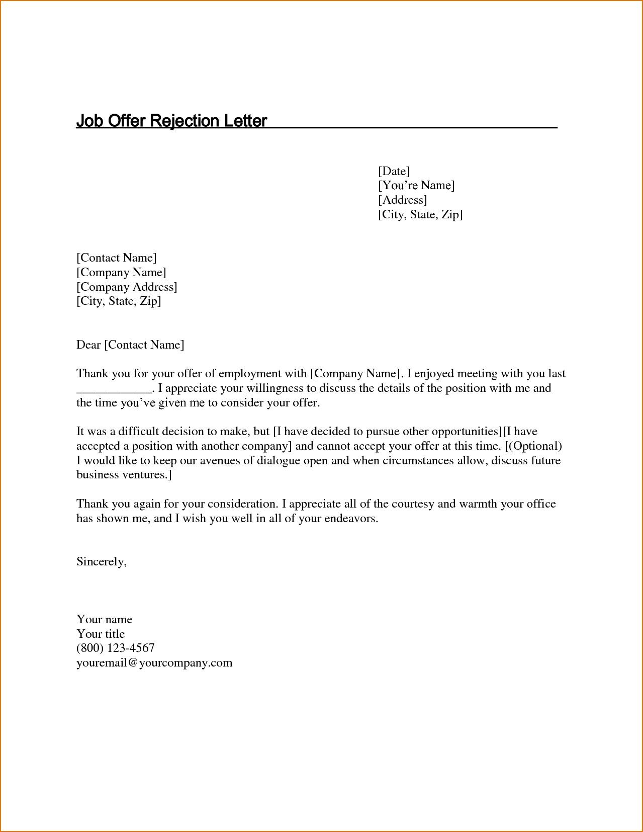 Valid Thank You For Job Opportunity Letter Sample Job Letter