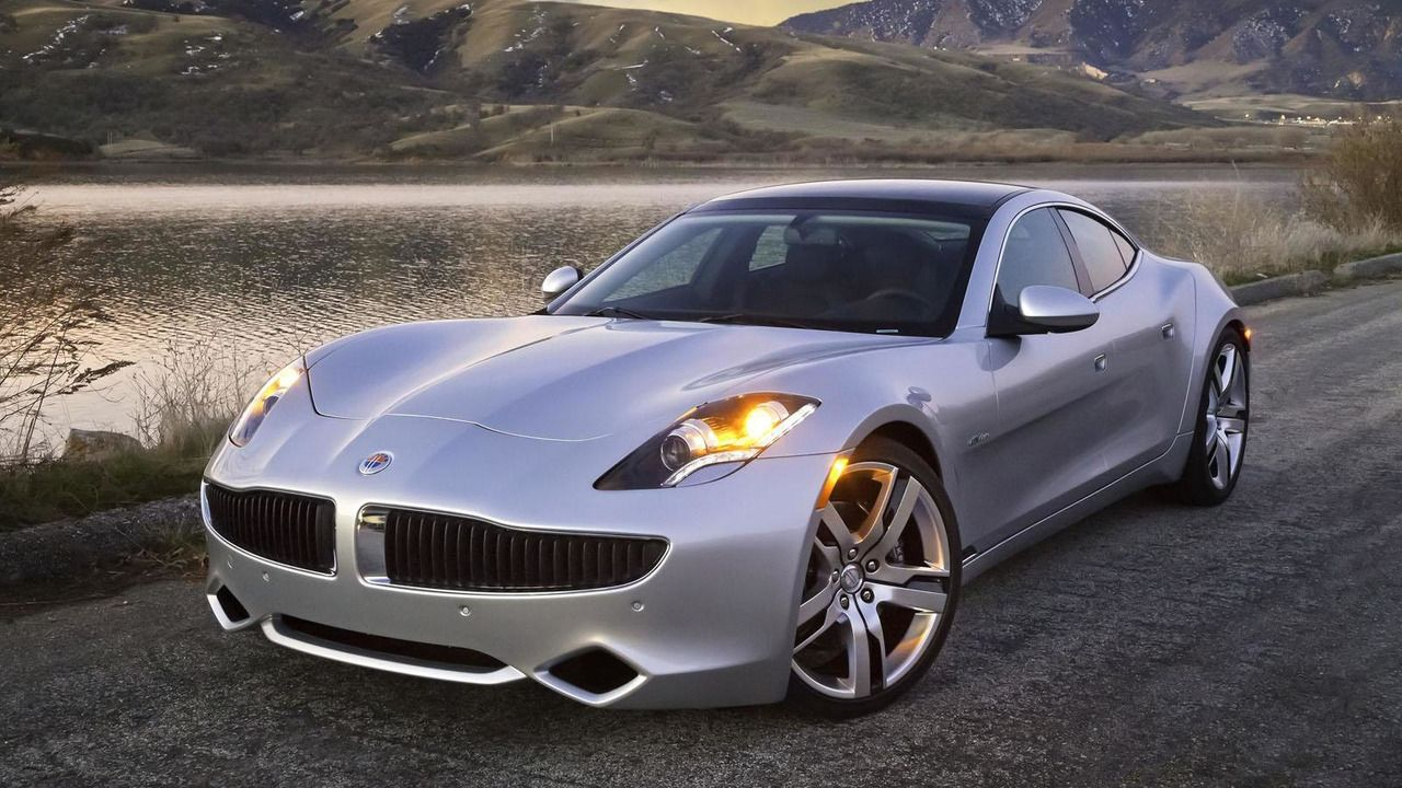 Fisker Karma Built In Finland Was A Beautiful Failure As Only