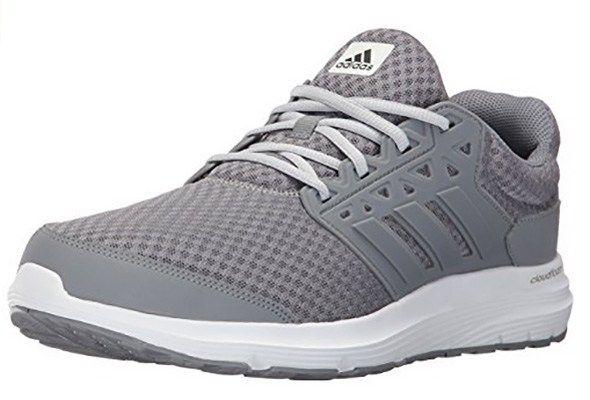 Adidas performance uomini la galassia di 3 m. scarpe da tennis.