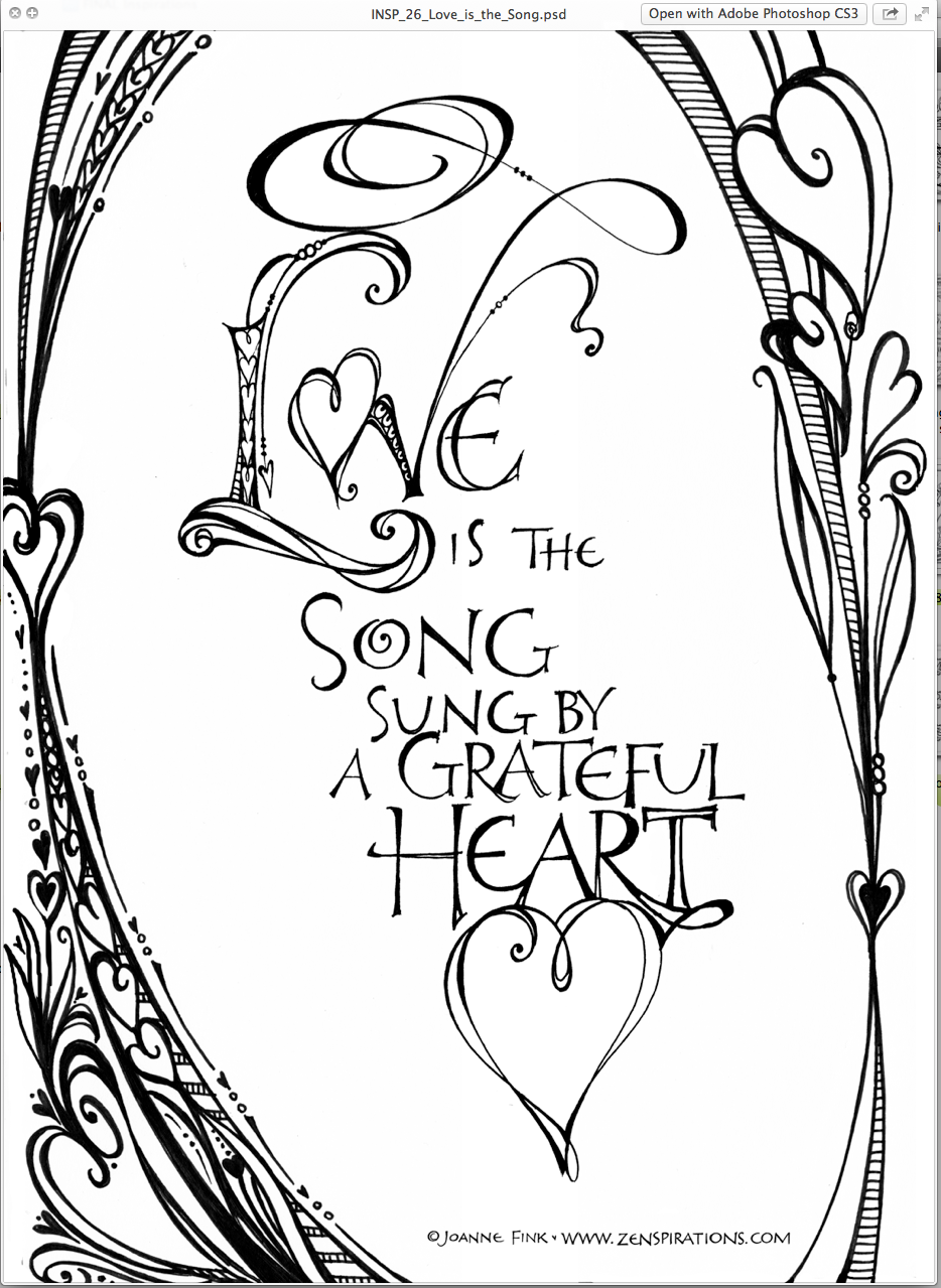 Look for this design in an upcoming Zenspirations Create, Color ...