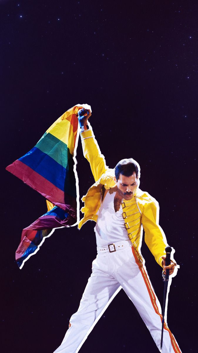 freddie gay Queen mercury
