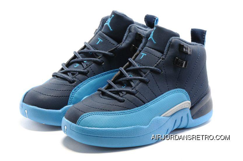 online retailer df952 046f2 Online Kids Air Jordan 12