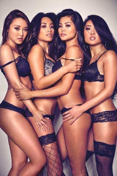 Asian girls galore
