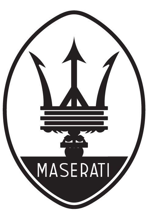 maserati logo pictures | auto logos | autos, carritos