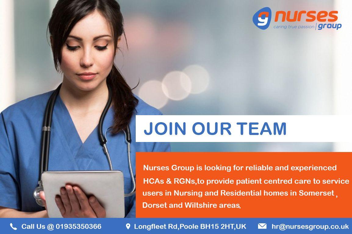 Pin by Nurses Group on Nursing jobs Nursing agencies