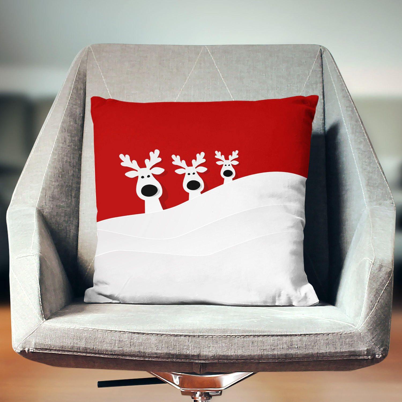 Adornos de Navidad  Almohada Navidad  Cojín de Navidad