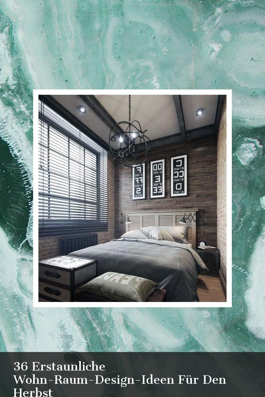36 Erstaunliche Wohn Raum Design Ideen Fur Den Herbst Design Ideen Schlafzimmer Design Design