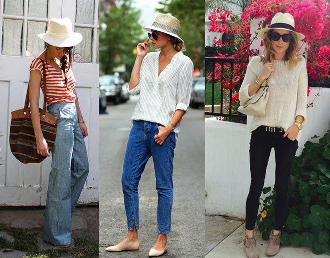Sombreros también para pasear por tu ciudad