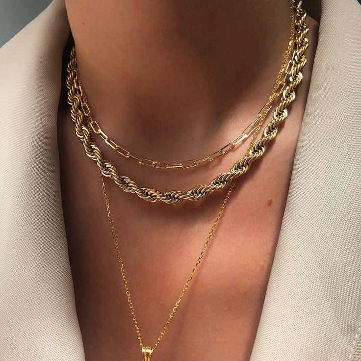 Chunky Rope Chain