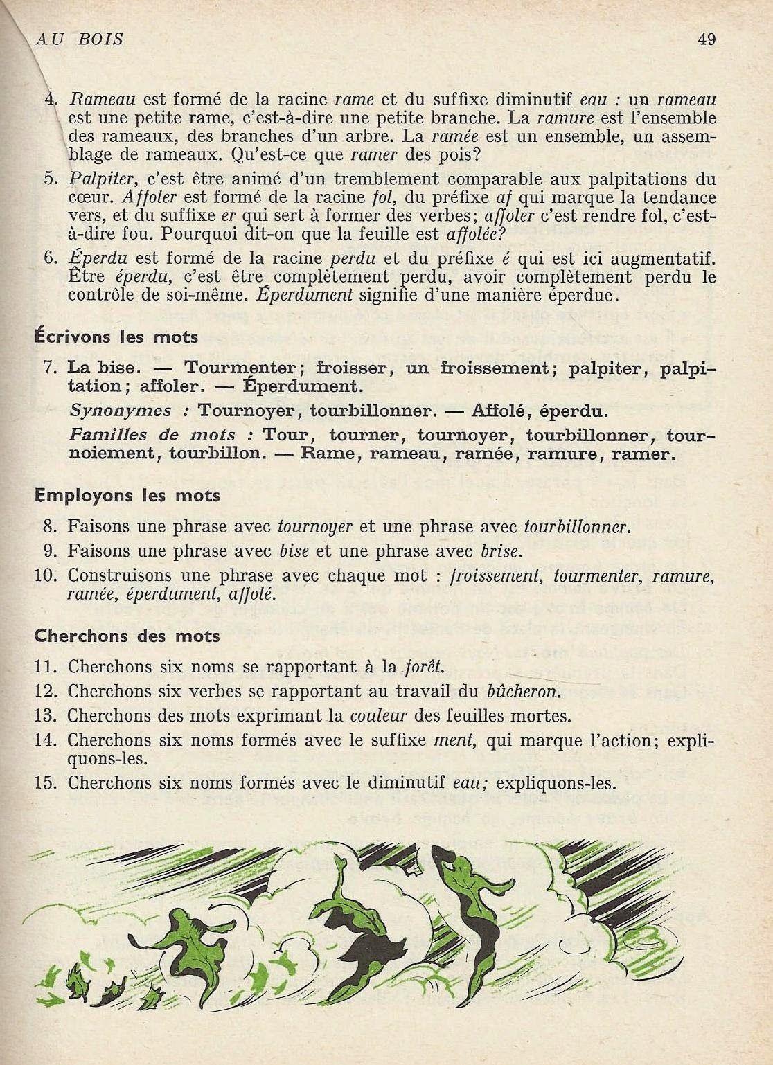 6 Au Bois Jeux Plein Air Contes Et Legendes Bois