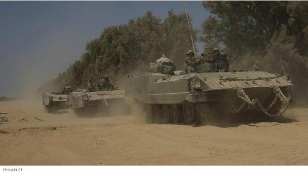 """إسرائيل تسحب كل قواتها من قطاع غزة إلى """"مواقع دفاعية"""" - http://mm.fm/ujw"""