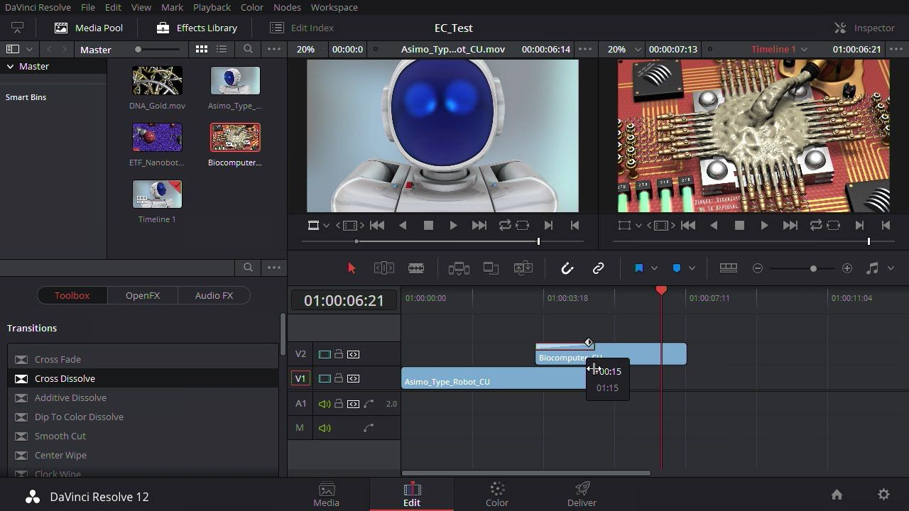DaVinci Resolve Free Video Editor | Game Development | Final