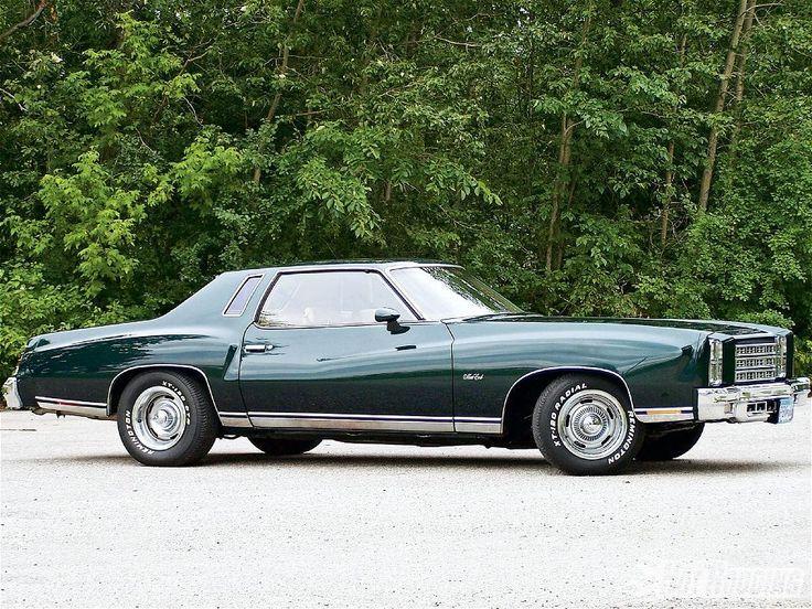 1977 Chevrolet Monte Carlo Chevrolet Monte Carlo Chevy Monte Carlo Monte Carlo