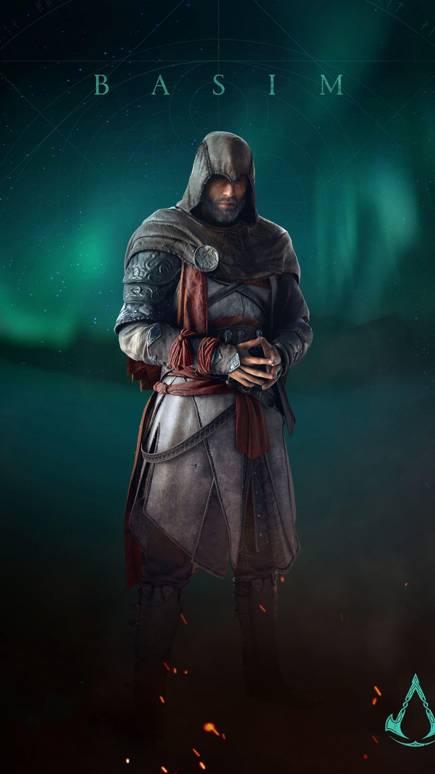 Basim Assassin S Creed Valhalla 4k Ultra Hd Mobile Wallpaper Assassin S Creed Assassins Creed Assassins Creed Artwork