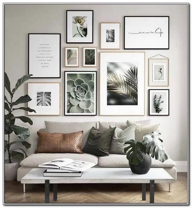 39 Genius Wall Decor Ideas Gallery Wall Living Room Cheap Home Decor Living Room Decor