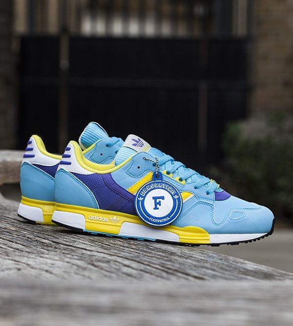 Footpatrol x Adidas Consortium ZX 800 azx Snickers zapatos