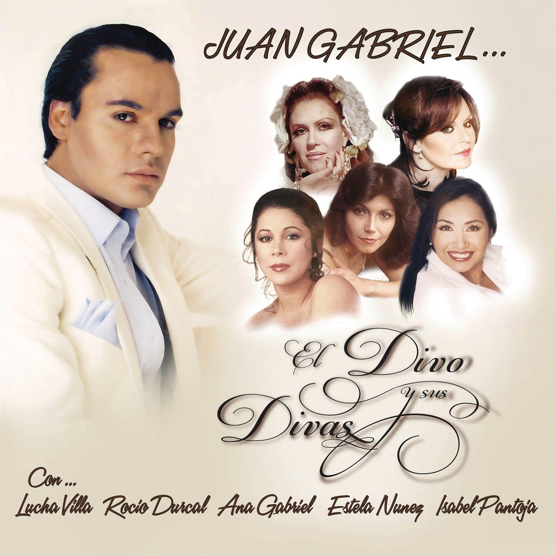 Various - Juan Gabriel: El Divo y Sus Divas