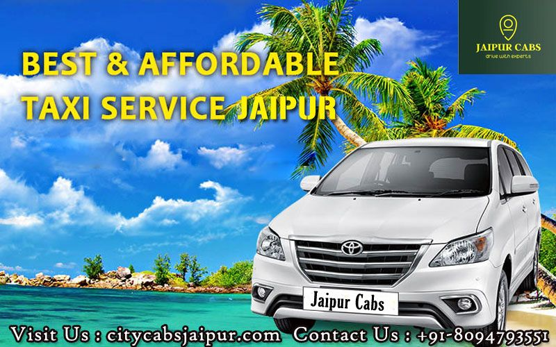 JaipurCabs Cab Services makes your ride worthwhile.