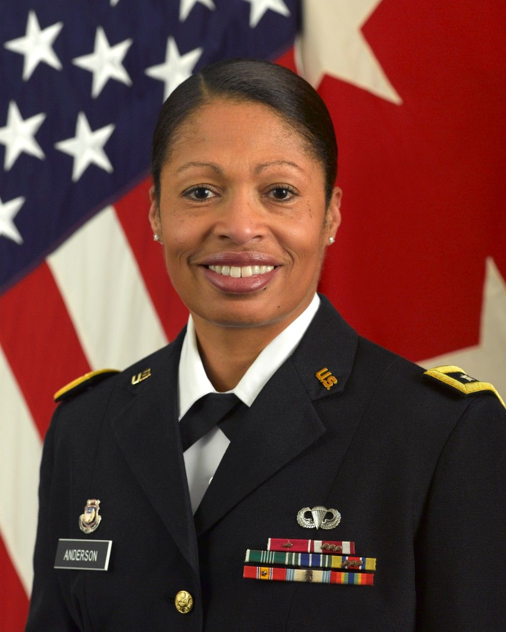 File brigadier general richard j tubb jpg wikipedia the free - The Color Of Change The Army S 1st Black Female 2 Star General On