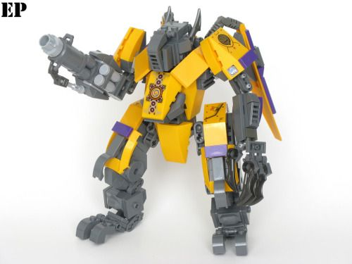 Ogre Heavyweight WR VCS by ExclusivelyPlastic http://flic.kr/p/tvzPZF